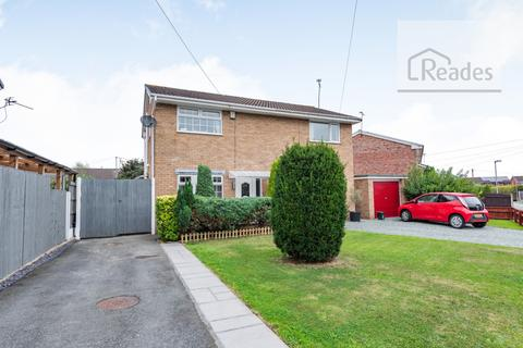 2 bedroom semi-detached house for sale - Parkfield Road, Broughton CH4 0