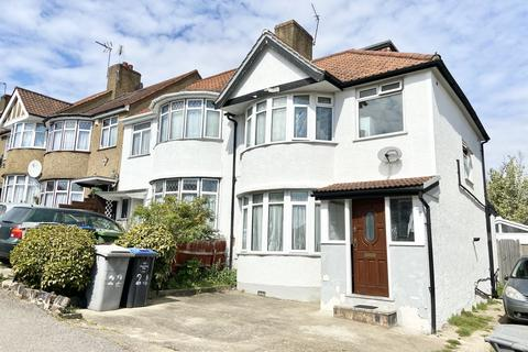 4 bedroom semi-detached house for sale - Wakemans Hill Avenue, Kingsbury, NW9