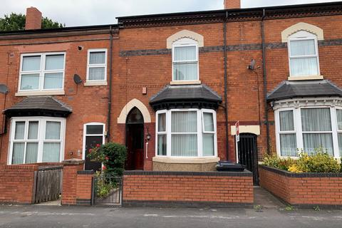 4 bedroom terraced house for sale - St. Peters Road, Handsworth, West Midlands, Birmingham B20