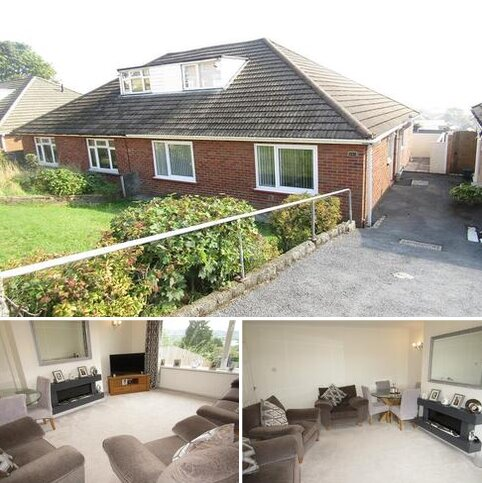 3 bedroom semi-detached bungalow for sale - Pentremalwed Road, Morriston, Swansea, City And County of Swansea.