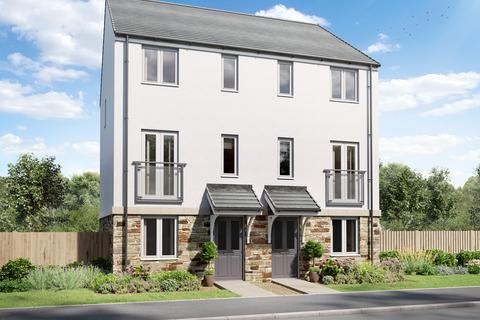 3 bedroom end of terrace house for sale - Plot 562, The Ashdown at Saltram Meadow, Charlbury Drive, Plymstock PL9