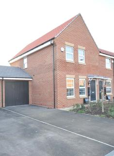 3 bedroom semi-detached house to rent - Sherburn Mews, Howden