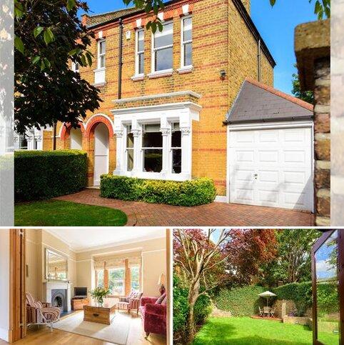 4 bedroom semi-detached house for sale - Ranelagh Road, London, W5