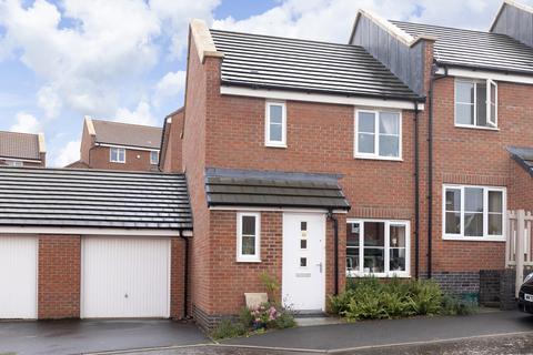3 bedroom end of terrace house for sale - Newent Road, Cheltenham GL52 5GQ