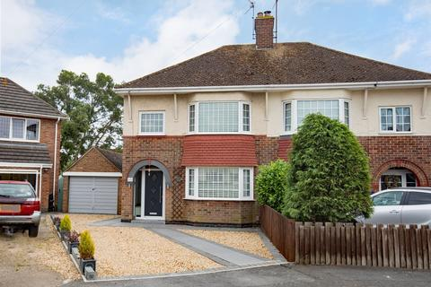 3 bedroom semi-detached house for sale - Streather Drive, Corby