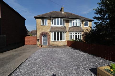 3 bedroom semi-detached house for sale - Park Road, Loughborough