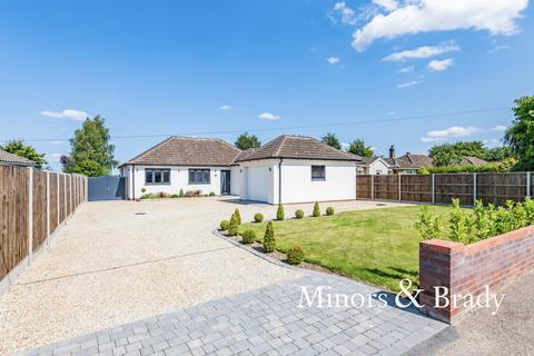 4 bedroom detached bungalow for sale - Mill Road, Blofield