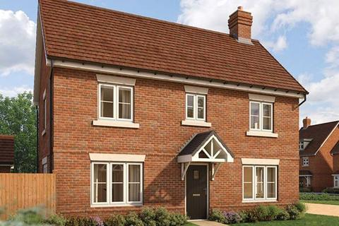 3 bedroom detached house for sale - Plot 217, Spruce at Minerva Heights, Off Old Broyle Road, Chichester, West Sussex PO19