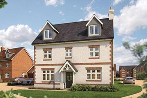5 bedroom detached house for sale - Plot 226, Yew at Minerva Heights, Off Old Broyle Road, Chichester, West Sussex PO19
