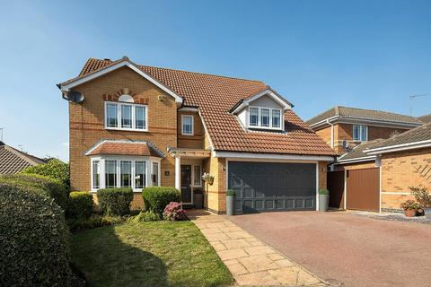 4 bedroom detached house for sale - Hassocks Hedge, Hunsbury Meadows, Northampton, NN4