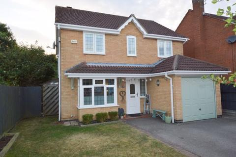 4 bedroom detached house for sale - Windrush Drive, Hinckley