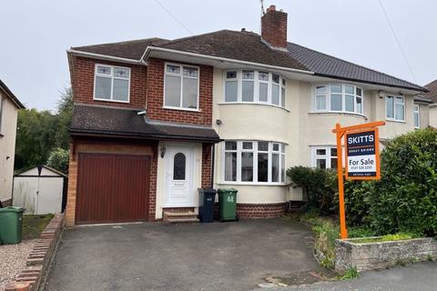 4 bedroom semi-detached house for sale - Poplar Road, Stourbridge