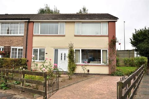 2 bedroom terraced house for sale - Hallfield Crescent, Wetherby