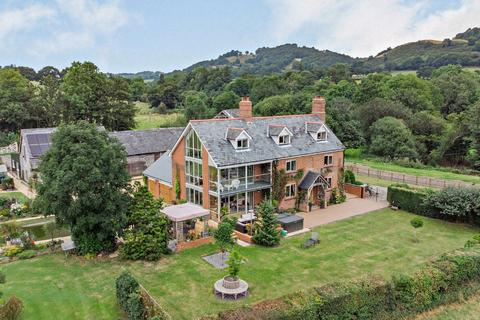 6 bedroom detached house for sale - Aberhafesp, Newtown, Powys