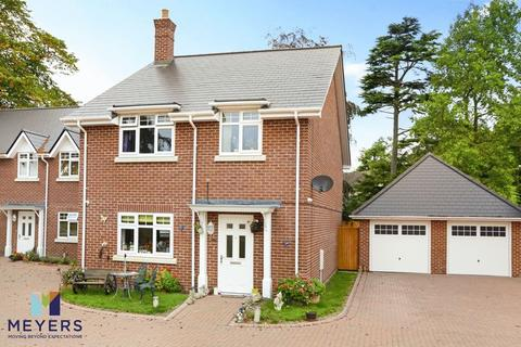4 bedroom detached house for sale - Warmwell Road, Crossways, DT2