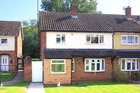 3 bedroom semi-detached house for sale - WOMBOURNE, Moises Hall Road