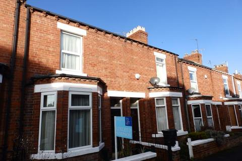 2 bedroom terraced house to rent - LINDLEY STREET, HOLGATE, YORK, YO24 4JF