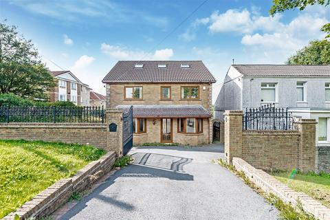 4 bedroom detached house for sale - Mynydd Newydd Road, Penlan, Swansea