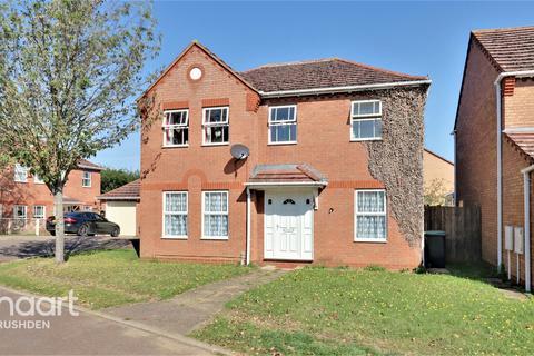 4 bedroom detached house for sale - Tulip Drive, Rushden