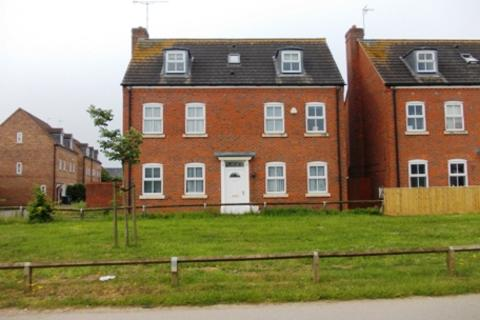 5 bedroom detached house to rent - Crowsfurlong, Coton Park, Rugby, CV23