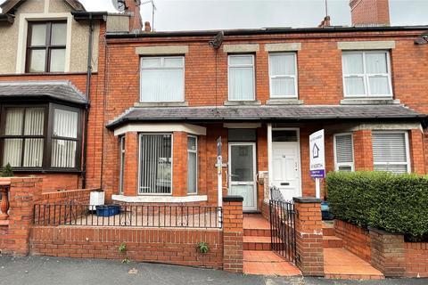 3 bedroom terraced house for sale - Friars Road, Bangor, Gwynedd, LL57