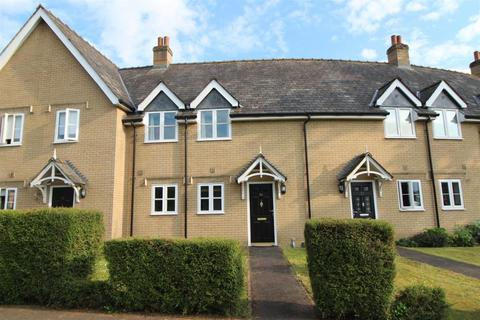 2 bedroom terraced house to rent - Hornings Park, Bury St Edmunds, IP29