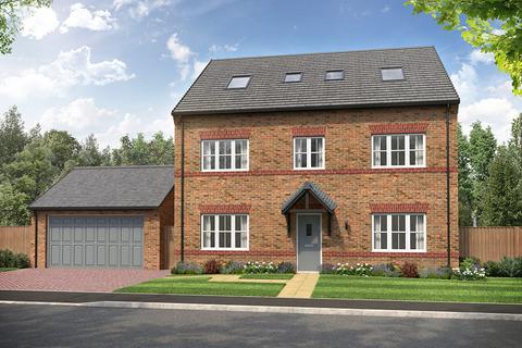 5 bedroom detached house for sale - Plot 32, Sutton at D'Urton Manor, Eastway,  Preston PR2