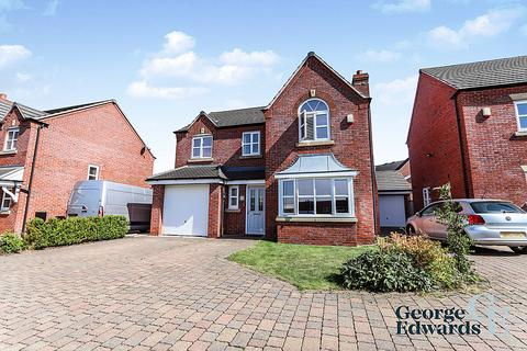 4 bedroom detached house for sale - Towers Drive, Hinkley, LE10 0FF