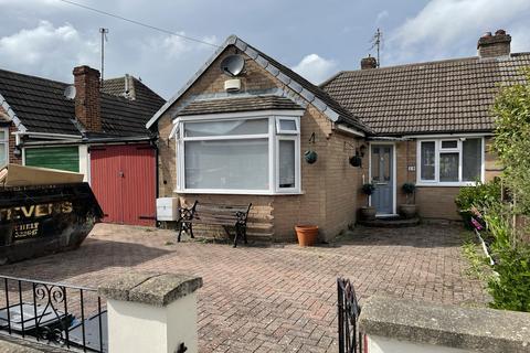 2 bedroom semi-detached bungalow for sale - HAWKSWOOD ROAD, WARDEN HILL, GL51