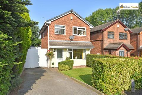 3 bedroom detached house for sale - Fulmar Place, Meir Park, Stoke-On-Trent, ST3 7QF