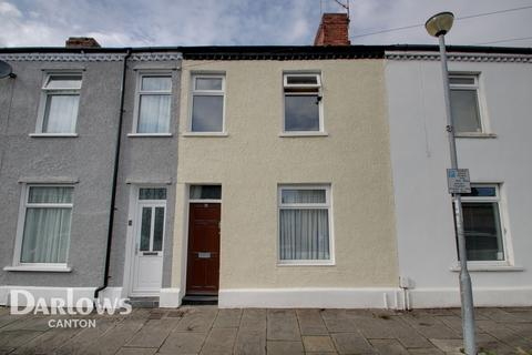 2 bedroom terraced house for sale - Cardigan Street, Cardiff