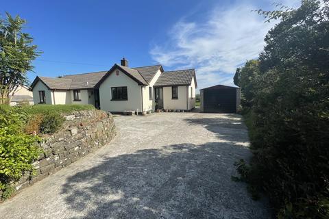 3 bedroom detached bungalow for sale - Garden Close, Woolsery, Nr Bideford, Devon