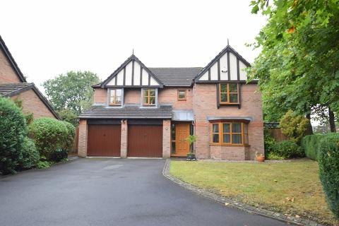 5 bedroom detached house for sale - 51 Banc Gelli Las, Broadlands, Bridgend, Bridgend County Borough, CF31 5DH