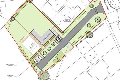 4 bedroom detached bungalow for sale - Ipswich Road