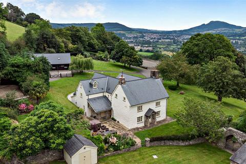 6 bedroom equestrian property for sale - Llanellen, Abergavenny, Monmouthshire, NP7