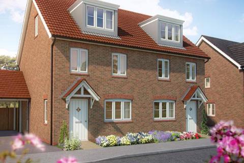 3 bedroom semi-detached house for sale - Plot 23, Beech at Yapton View, Drake Grove, Burndell Road, Yapton BN18