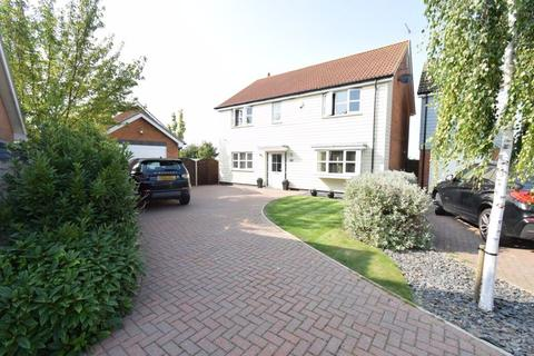 4 bedroom detached house for sale - Astley Close, Hedon
