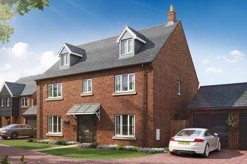 5 bedroom detached house for sale - The Troon - Plot 58 at Kenton Bank Hall, Land off Ponteland Road, Kenton Bank Foot NE13
