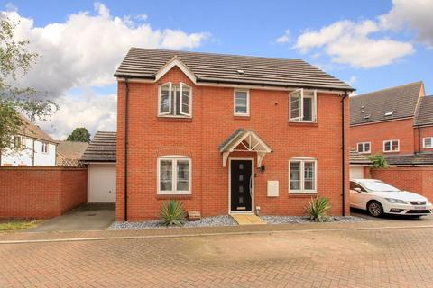 3 bedroom detached house for sale - Widdowson Place, Aylesbury