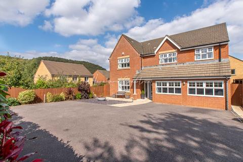 5 bedroom detached house for sale - Cuckoofield Close, Radyr, Cardiff