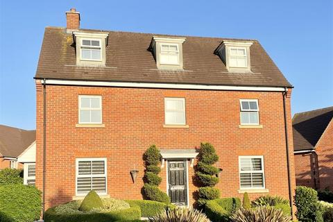 5 bedroom detached house for sale - Masefield Drive, Earl Shilton, Leicester