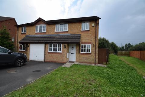 3 bedroom semi-detached house for sale - Finney Park Drive, Lea, Preston