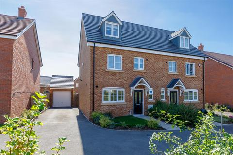 4 bedroom semi-detached house for sale - Lionheart Avenue, Bishops Tachbrook, Leamington Spa