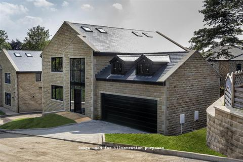 5 bedroom detached house for sale - The Willows, 2 Lea Gardens, Leeds Road, Hipperholme, HX3 8NH
