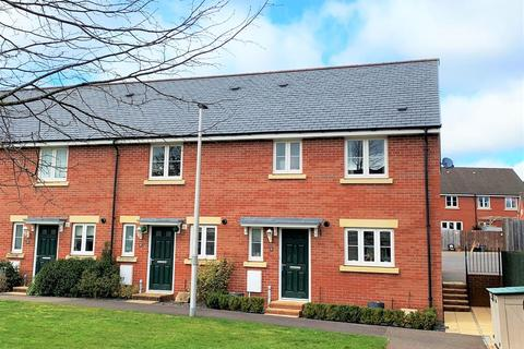 3 bedroom end of terrace house to rent - Webbers Way, Tiverton