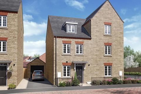 4 bedroom semi-detached house for sale - Plot 2, Kingsville at The Chimes, Off Vendee Drive, Chesterton OX26