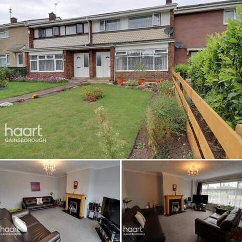 3 bedroom terraced house for sale - Aisby Walk, Gainsborough
