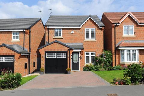 3 bedroom detached house for sale - Regents Green, Grassmoor, S42