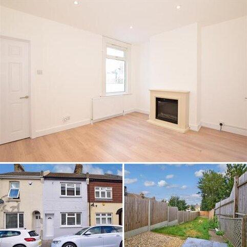 2 bedroom terraced house for sale - Glencoe Road, Chatham, Kent