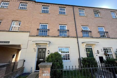 4 bedroom townhouse to rent - Falstaff Court, Chellaston, Derby, DE73